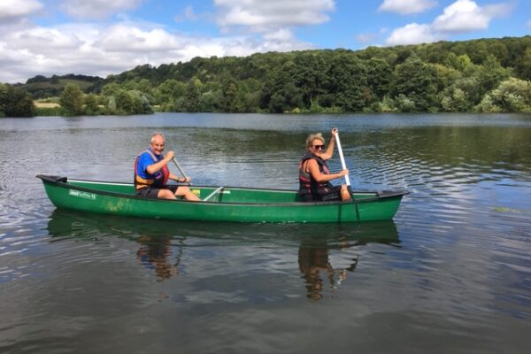 open canoe beale park