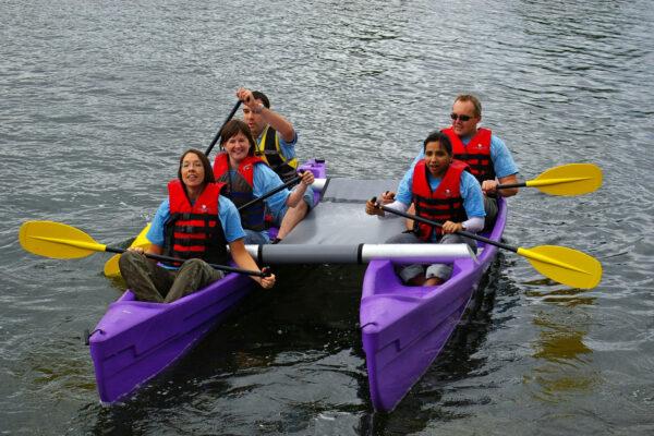 kata canoe beale park