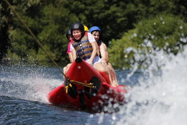 banana rides watersports in reading berkshire