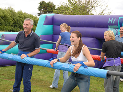 corporate team building reading berkshire