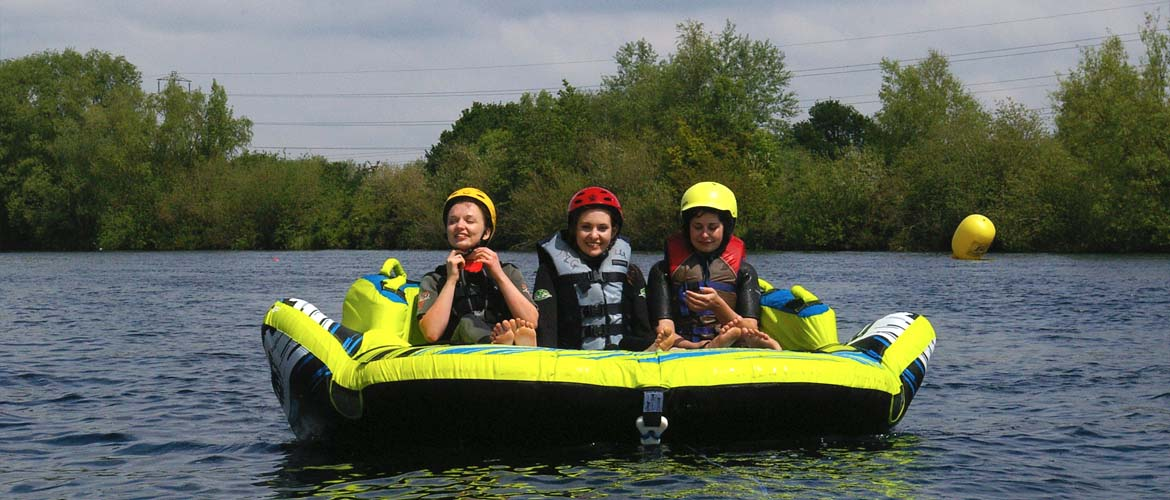 hen do activity packages in Reading